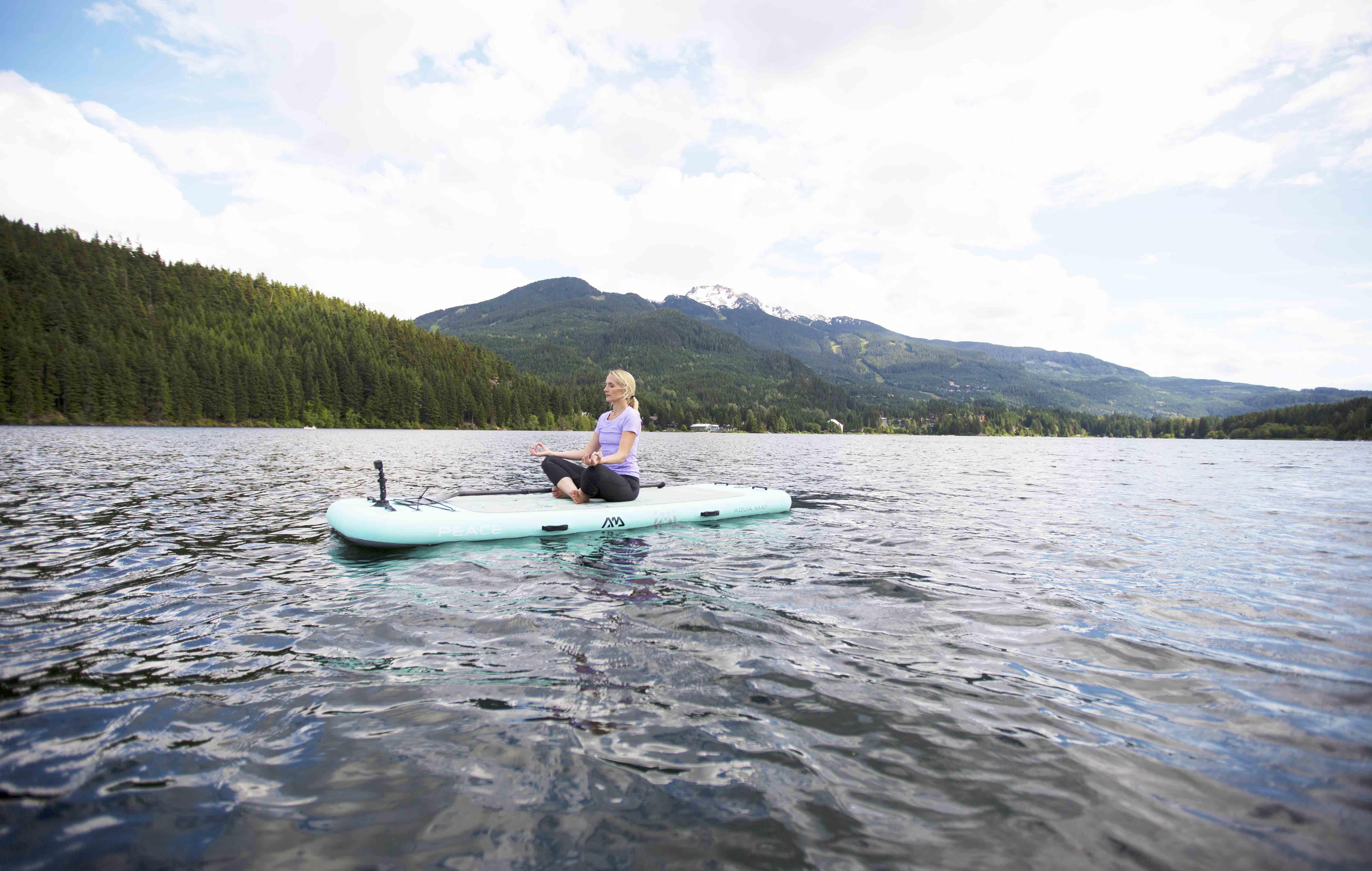 桨板瑜伽-1