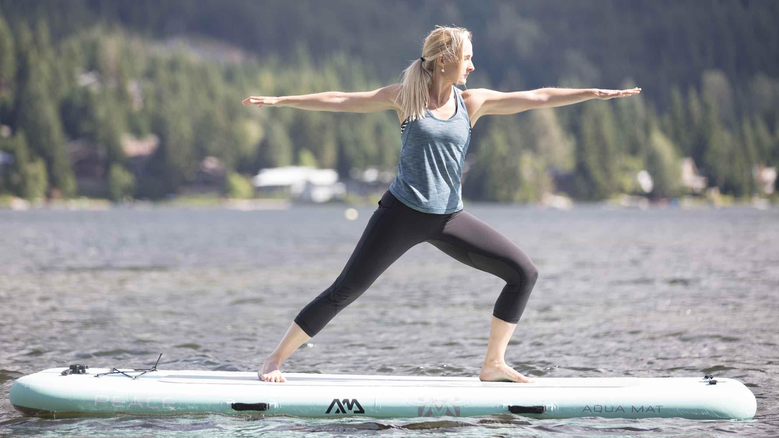 桨板瑜伽-2