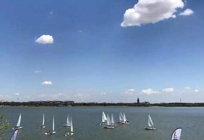 2019天津青少年帆船公开赛-1