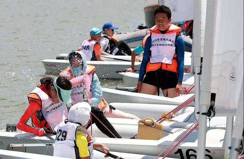 2019天津青少年帆船公开赛-12