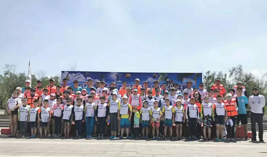 2019天津青少年帆船公开赛-13