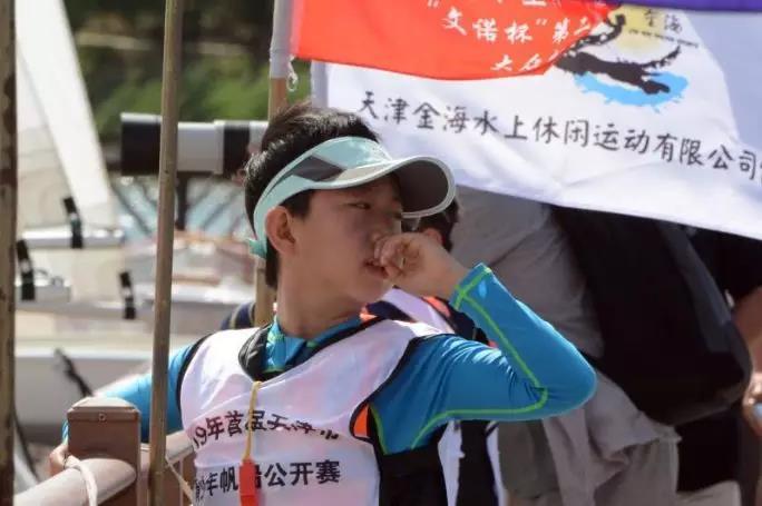 2019天津青少年帆船公开赛-4