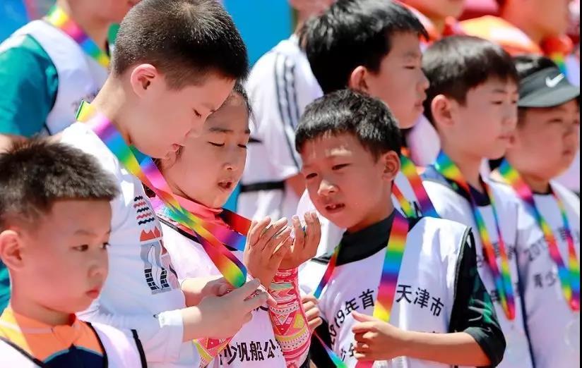 2019天津青少年帆船公开赛-7