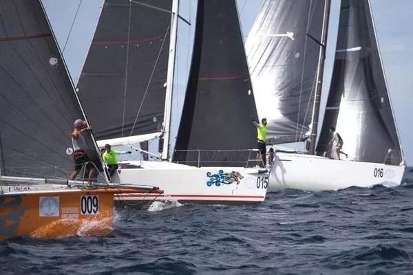 泰王杯帆船赛-2