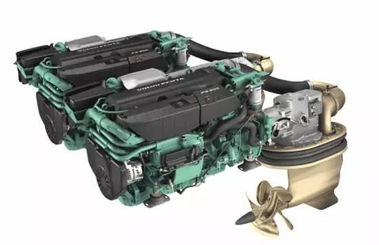 游艇发动机-5