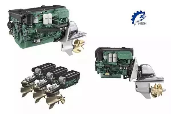 游艇发动机-8