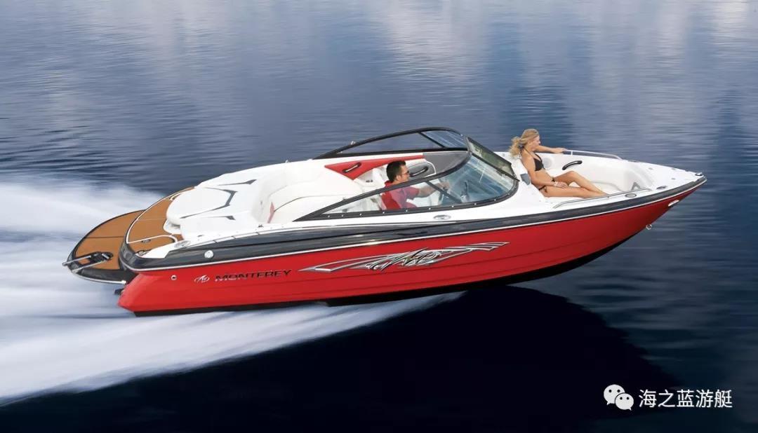 海上跑的快艇不能在湖里耍-1