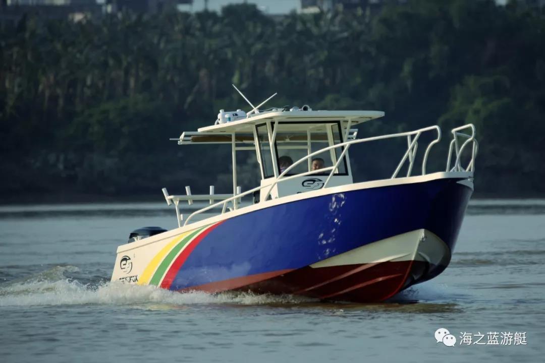 海上跑的快艇不能在湖里耍-3