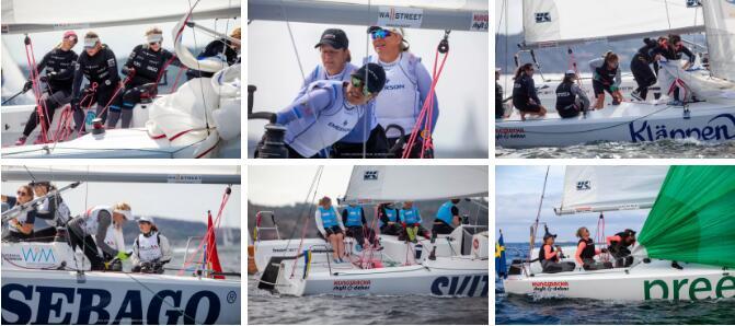珐伊28R成为顶级女子对抗赛指定用船-12