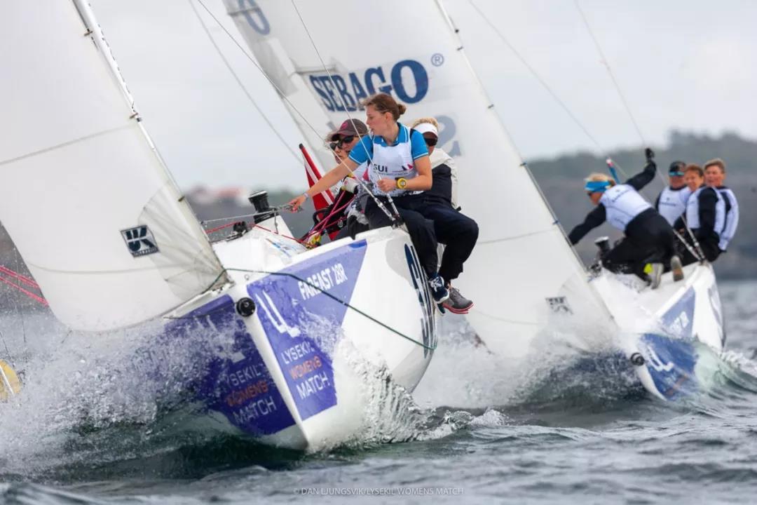 珐伊28R成为顶级女子对抗赛指定用船-13