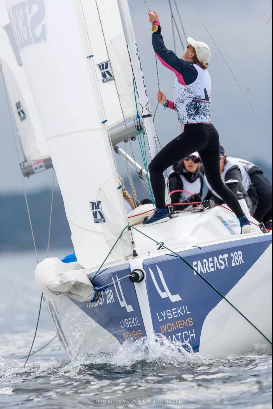 珐伊28R成为顶级女子对抗赛指定用船-18