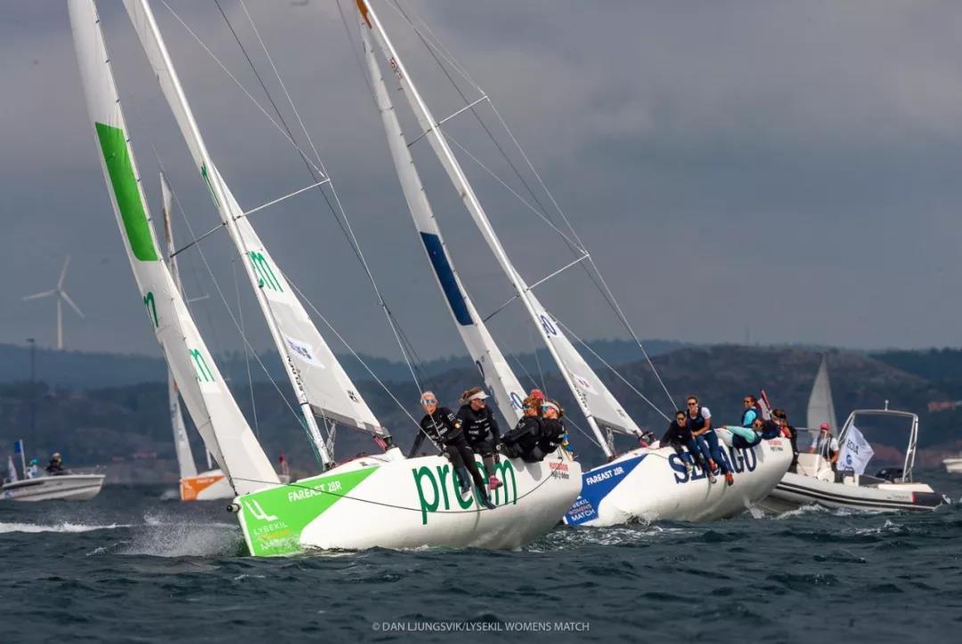 珐伊28R成为顶级女子对抗赛指定用船-19