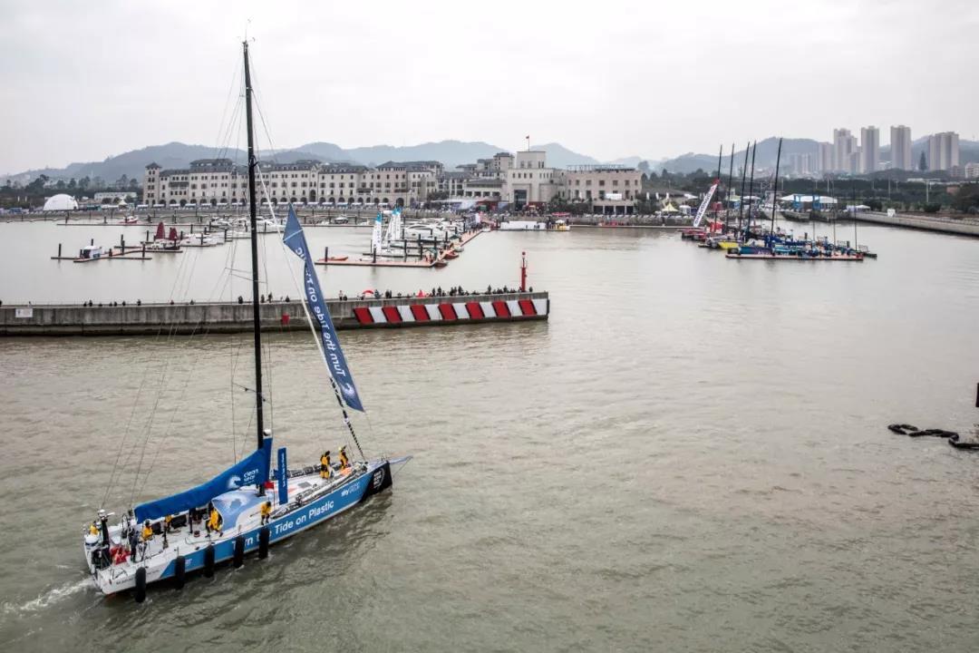 广州南沙帆船夏季赛-1