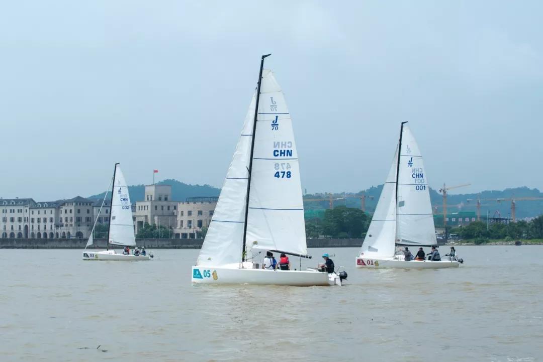 广州南沙帆船夏季赛-4