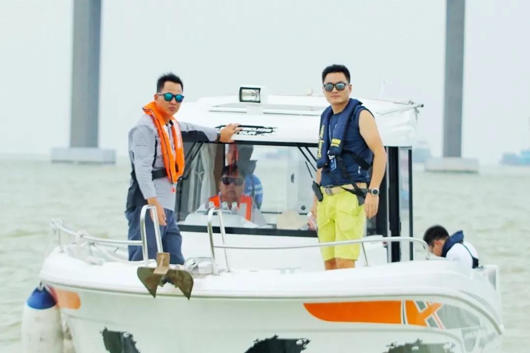 广州南沙帆船夏季赛-8