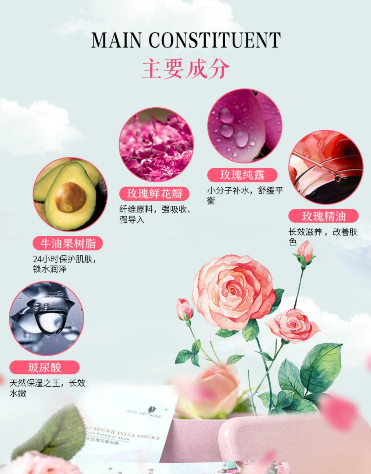 花瓣面膜1-6