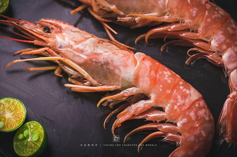 食品摄影-大白虾1