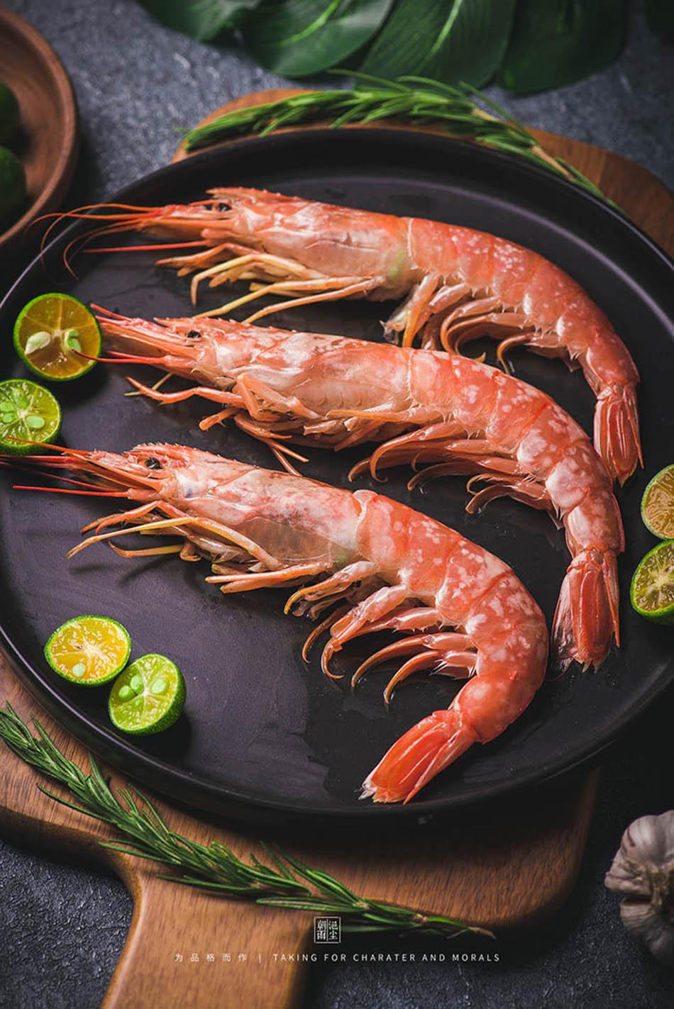 食品摄影-大白虾2