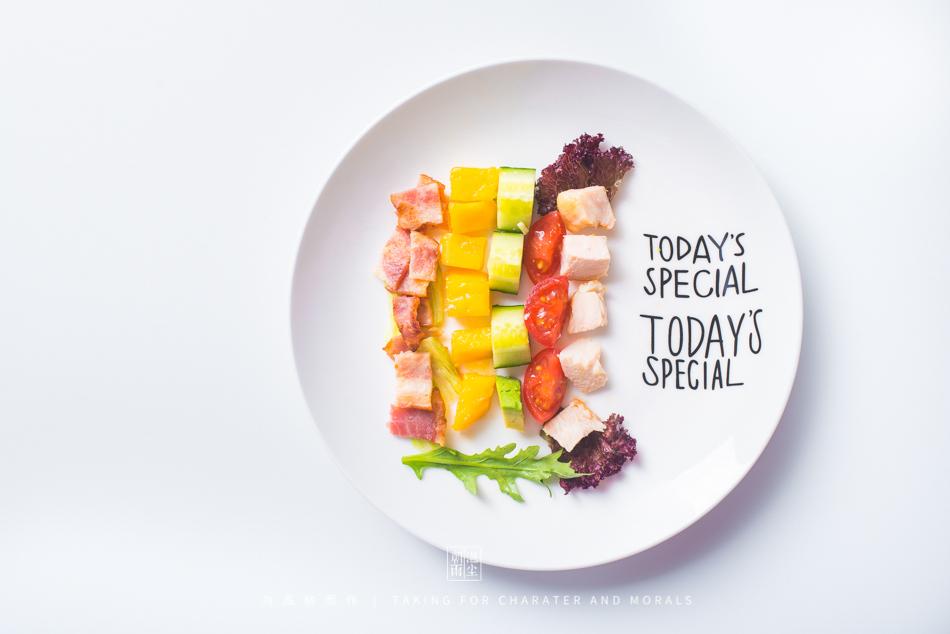 食品拍摄-西餐沙拉-2