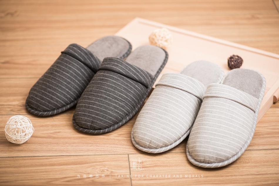 鞋帽摄影-小景家具棉拖鞋4