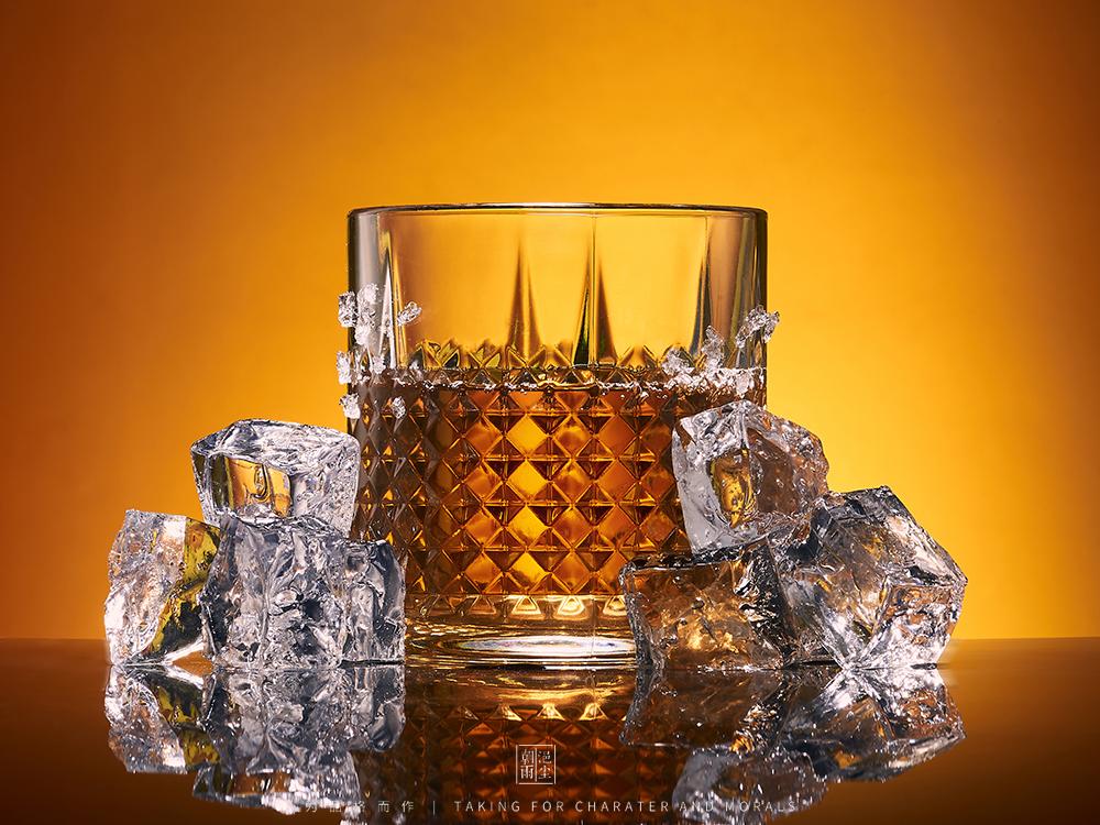 广口威士忌玻璃杯1