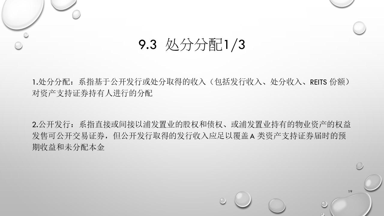 上海浦发大厦REITS案例-幻灯片19