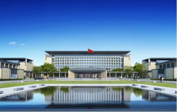 北京市政府办公大楼