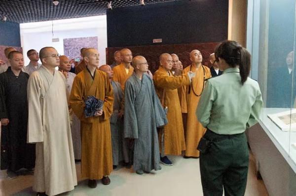 宣城市佛教协会举行庆祝新中国成立70周年系列活动01