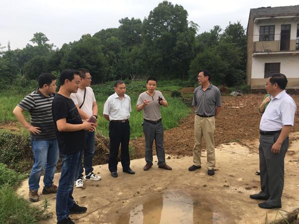 宣城知联会助力乡村振兴同心实践基地建设