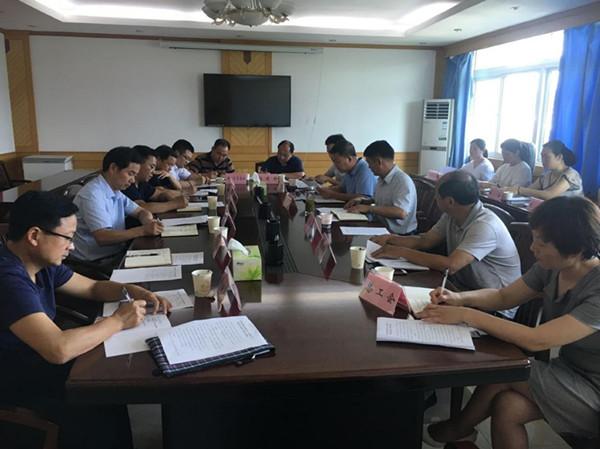 宁国市新的社会阶层人士统战工作联席会议召开