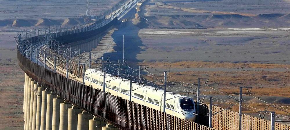 中國新基建