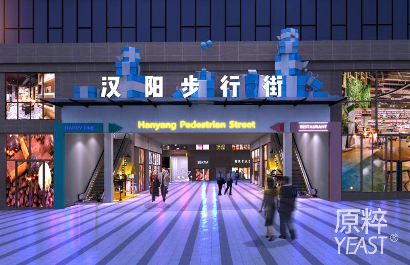 汉阳步行街图片-组-4