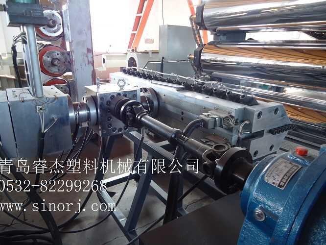 PCPPPE波浪板生产线梯形板生产线1