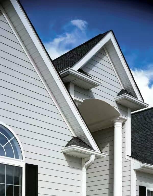 PVC外墙挂板生产线PVC欧式外墙挂板设备3