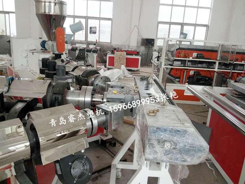 PVC波浪瓦生产线树脂瓦设备琉璃瓦生产设备2