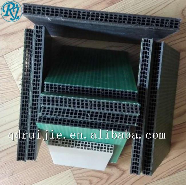 PP塑料中空建筑模板生产线2