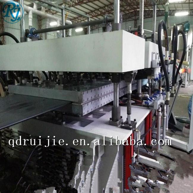 PP塑料中空建筑模板生产线1