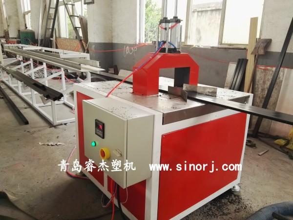 PE木塑设备户外木塑生产线3