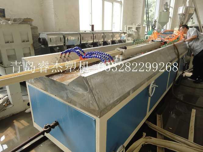 木塑工字梁生产线木塑木方生产设备1