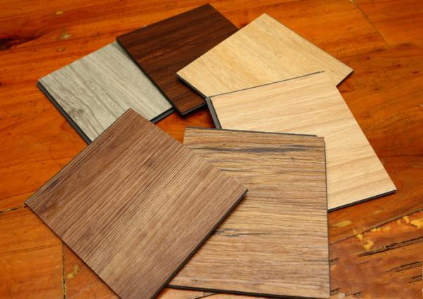 石塑地板生产线PVC石塑地板设备4