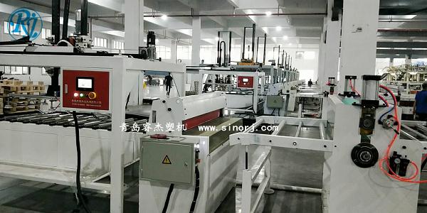PVC石塑地板生产线,SPC地板设备2
