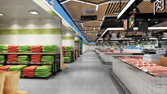 1114杭州农贸市场设计公司的优势