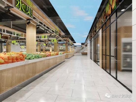1126农贸市场设计对场内布局的要求有哪些