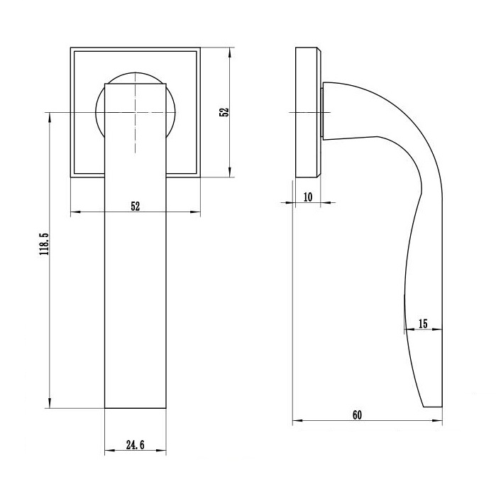 FZ13-233尺寸图