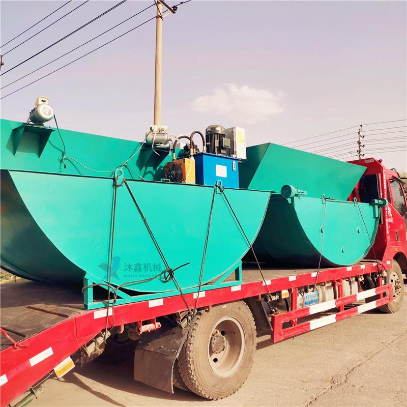 水利工程U型水渠成型机
