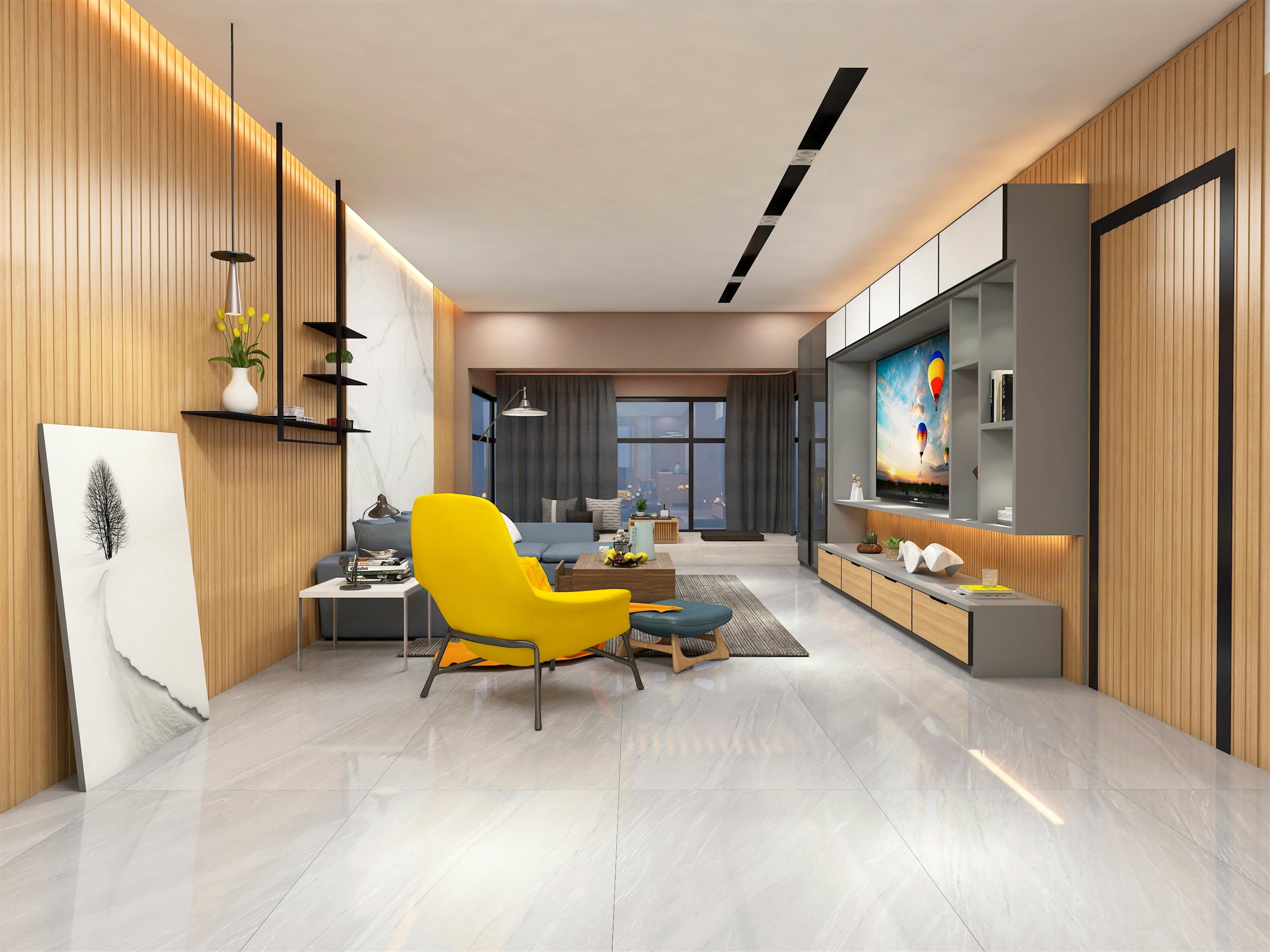方案6-客厅