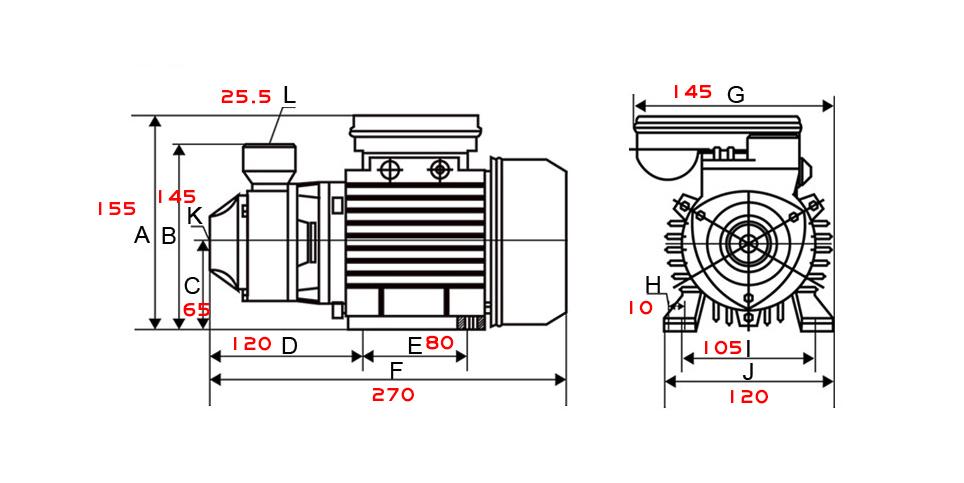 CM35安装尺寸图