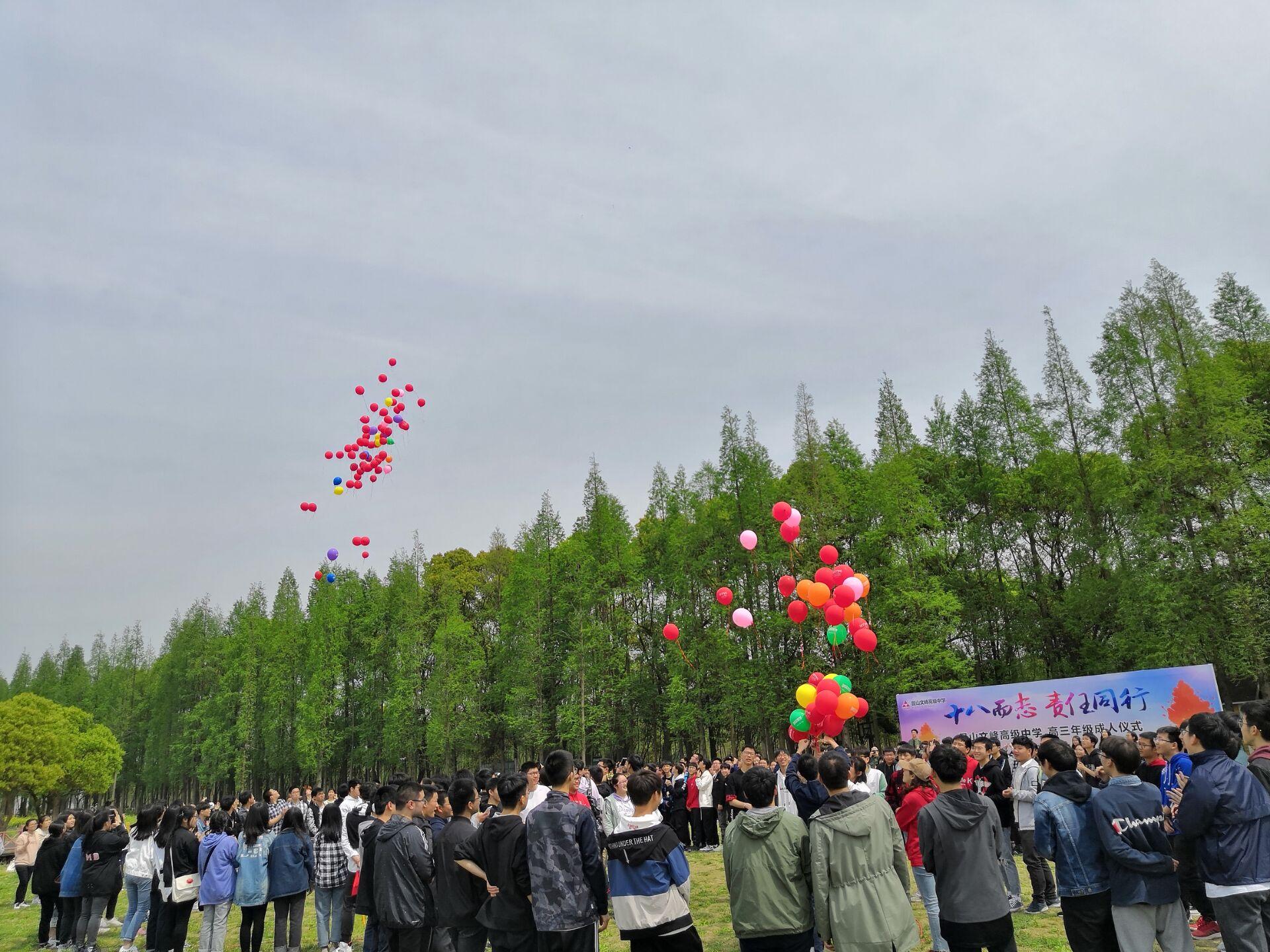 放飞气球-青春梦想2