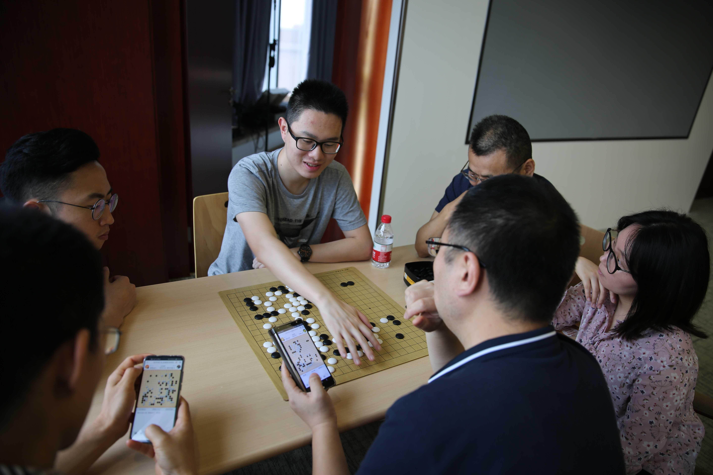 项目及集训照片-围棋队集训