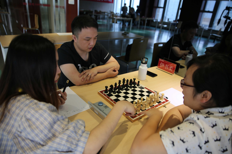 项目及集训照片-国际象棋集◇训